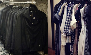 Asyiknya Berburu Fashion Import di Toko Pakaian