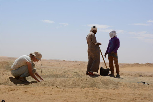 Archaeologists search for the first shepherds of Africa