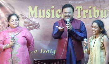 Enna Samayalo Cover Ganesh Samiksha
