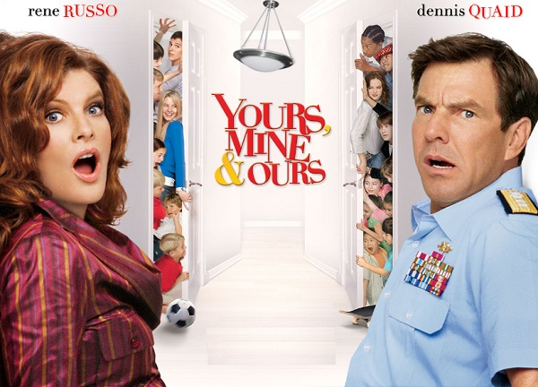 film keluarga Yours, Mine & Ours