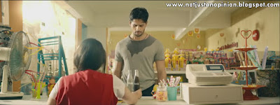 ad film of coca cola where Siddarth malhotra passes off an objectifying subliminal message