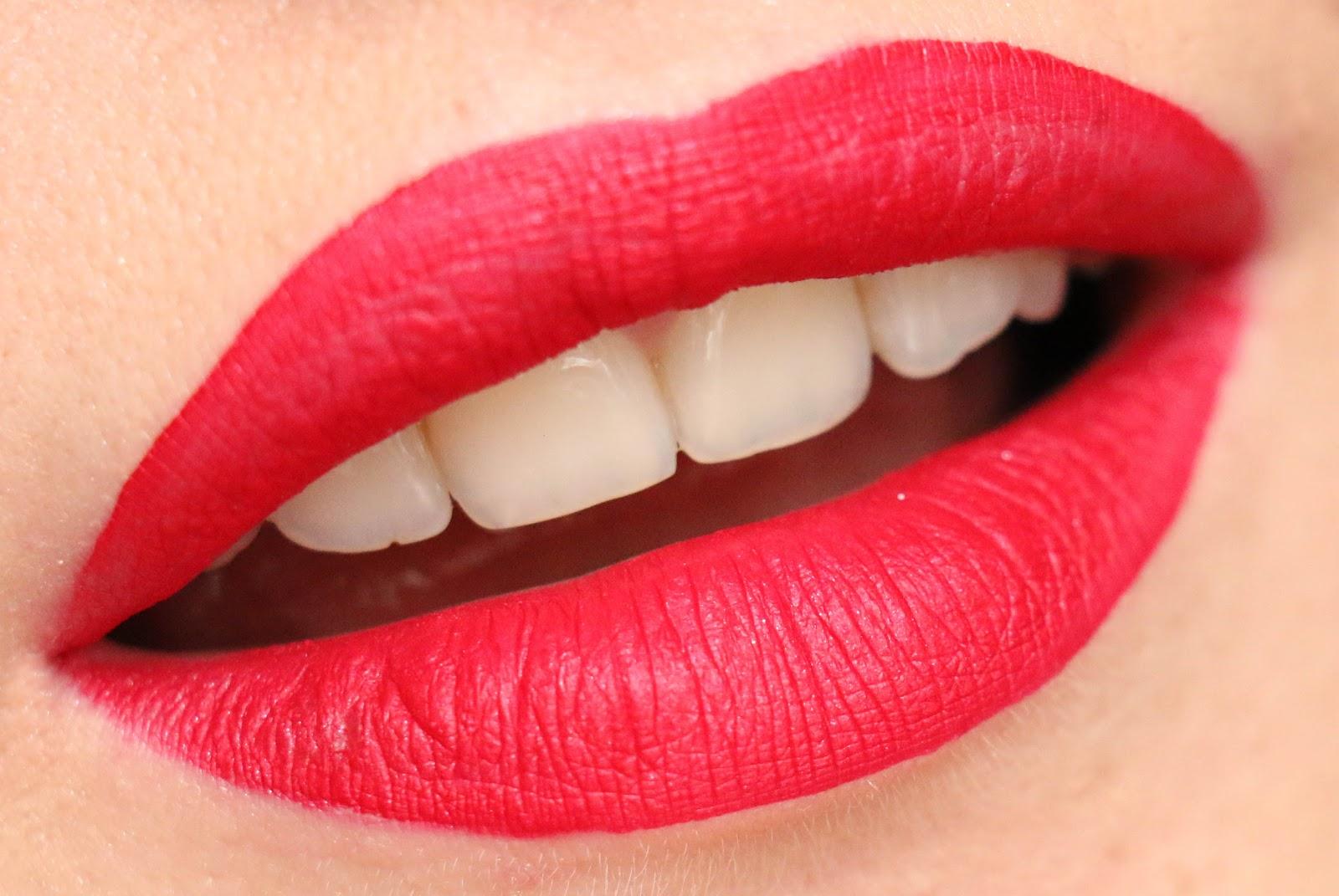 Оттенки и цвета губной помады