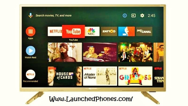 which is launched inwards the Budget cost category Micromax Canvas 3 Android TV launched inwards Republic of Republic of India