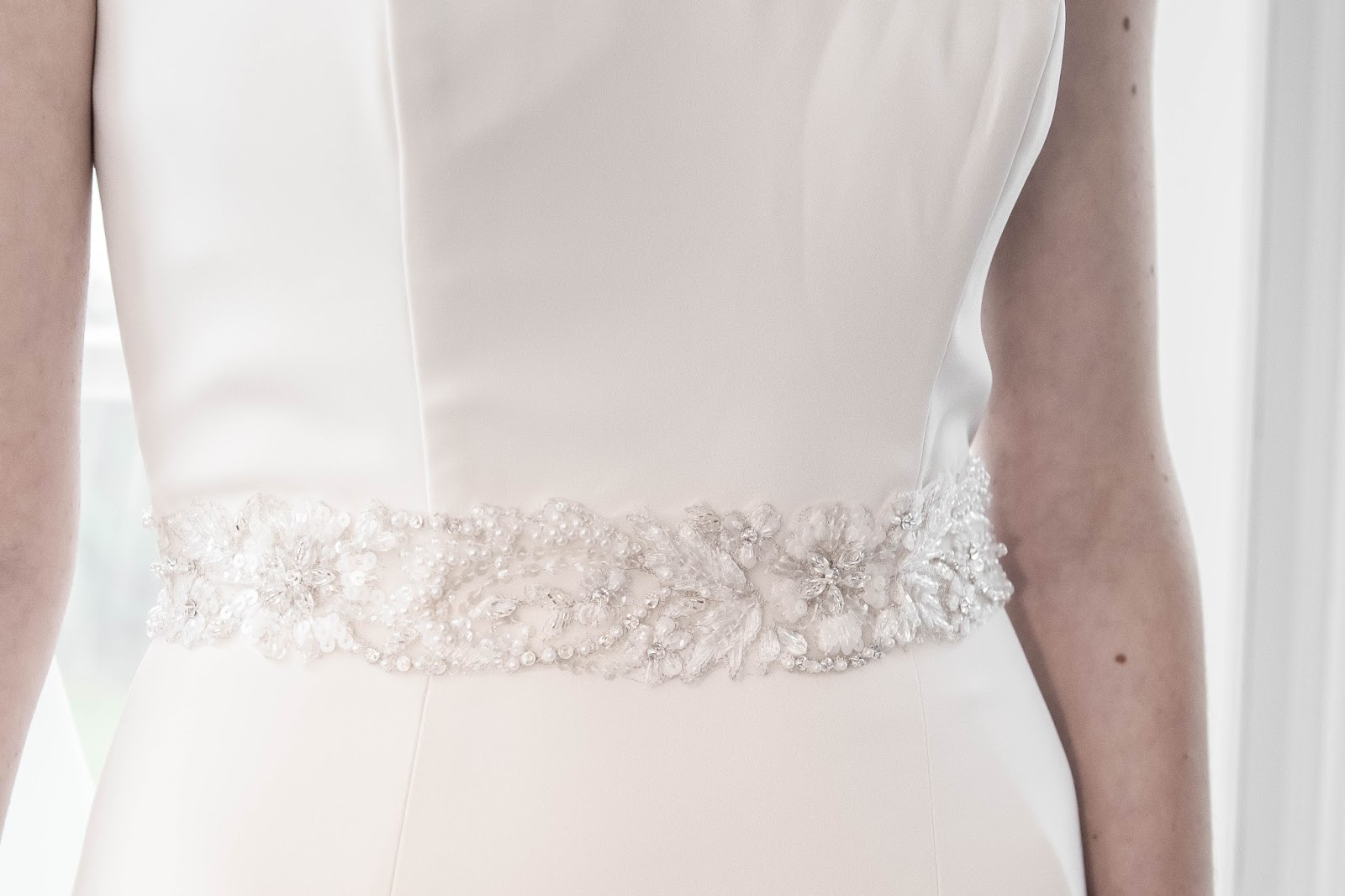 Bridalwear Wtoo Embellished Belt