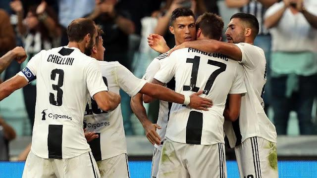 Juventus Tak Sabar Juarai Liga Champions