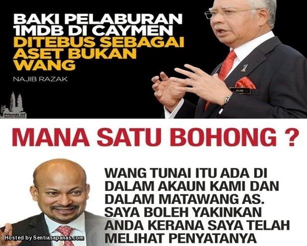 1MDB+PENIPUAN
