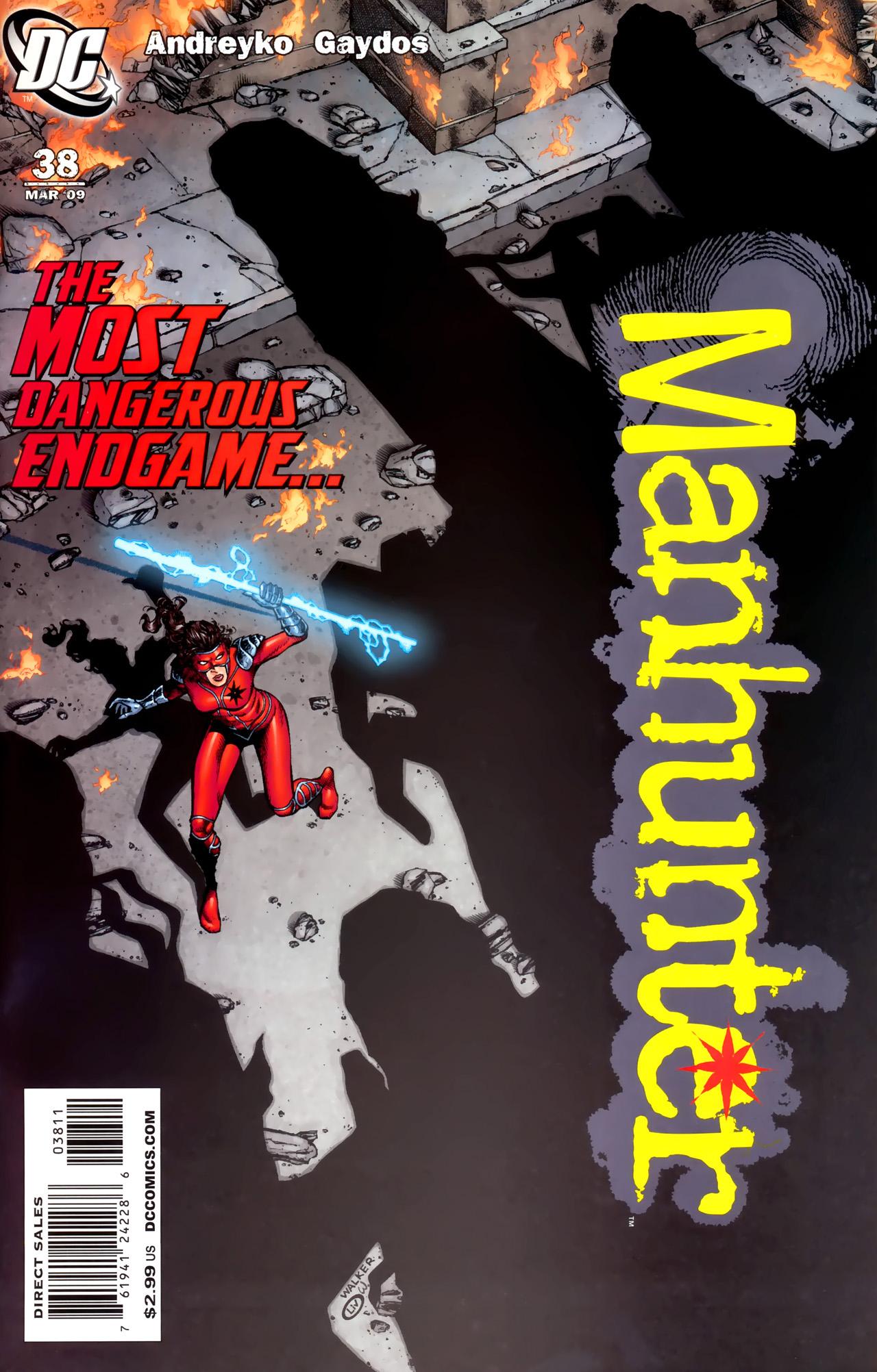 Manhunter (2004) issue 38 - Page 1