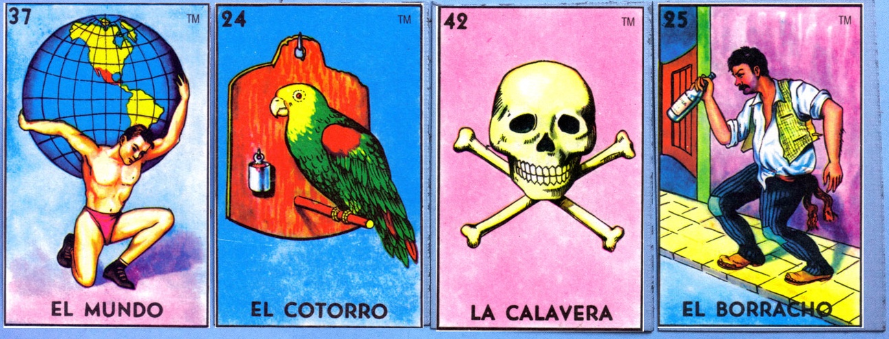 Loteria Coloring Pages