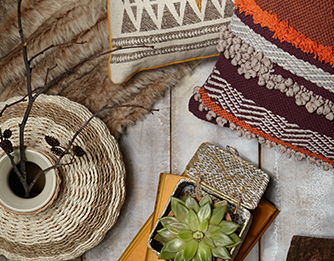 Simple Decor Changes to Bring the Beauty of Fall and Winter into Your Home.