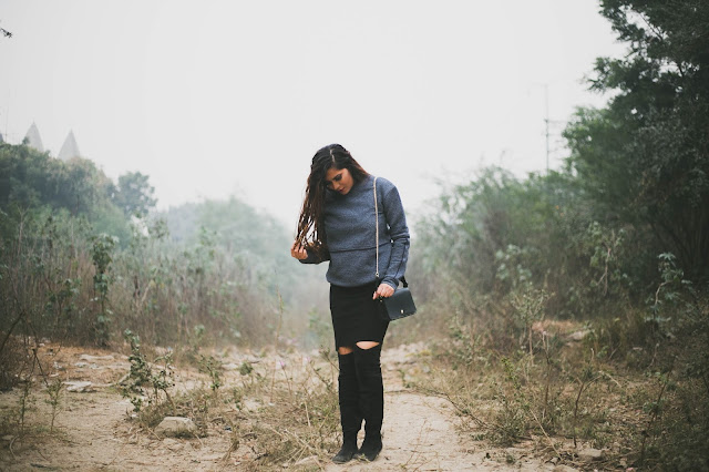 how to style sweatshirt, how to style knee high boots, winter must haves, winter fashion trends 2016, fashion, femella, how to style pencil skirt, 90's fashion, flannel sweatshirts, delhi winter, delhi fashion blogger, ,beauty , fashion,beauty and fashion,beauty blog, fashion blog , indian beauty blog,indian fashion blog, beauty and fashion blog, indian beauty and fashion blog, indian bloggers, indian beauty bloggers, indian fashion bloggers,indian bloggers online, top 10 indian bloggers, top indian bloggers,top 10 fashion bloggers, indian bloggers on blogspot,home remedies, how to