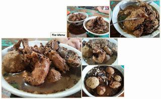 Makanan Khas Indonesia Bakso comberan