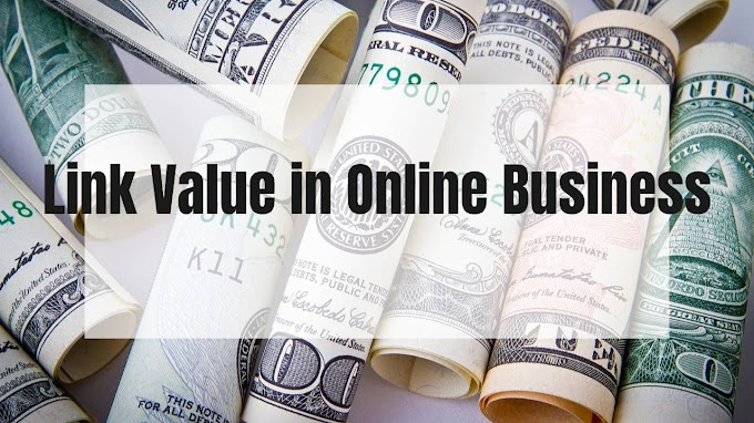Link Value in Online Business