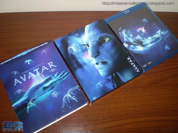Avatar - [Blu-ray Extended Collector's Edition] [PL