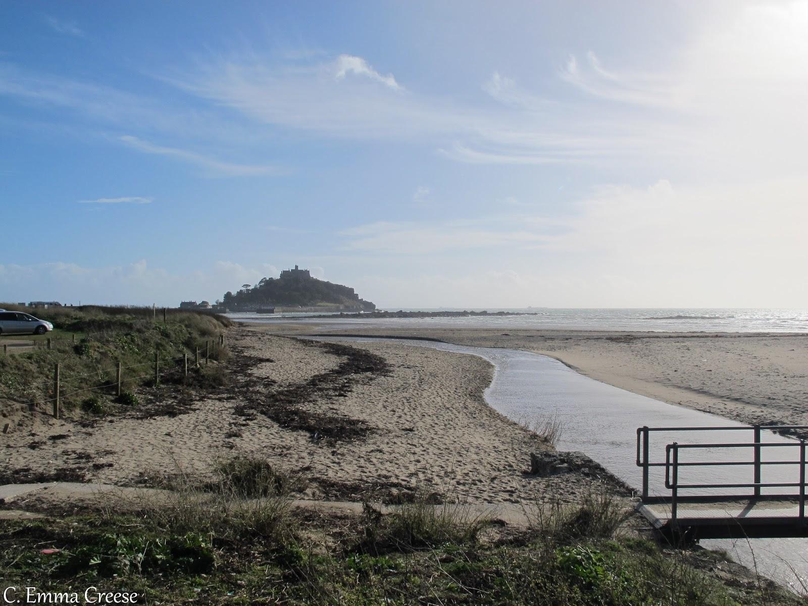 Cornwall Roadtripping: St Michael's Mount #travellinkup