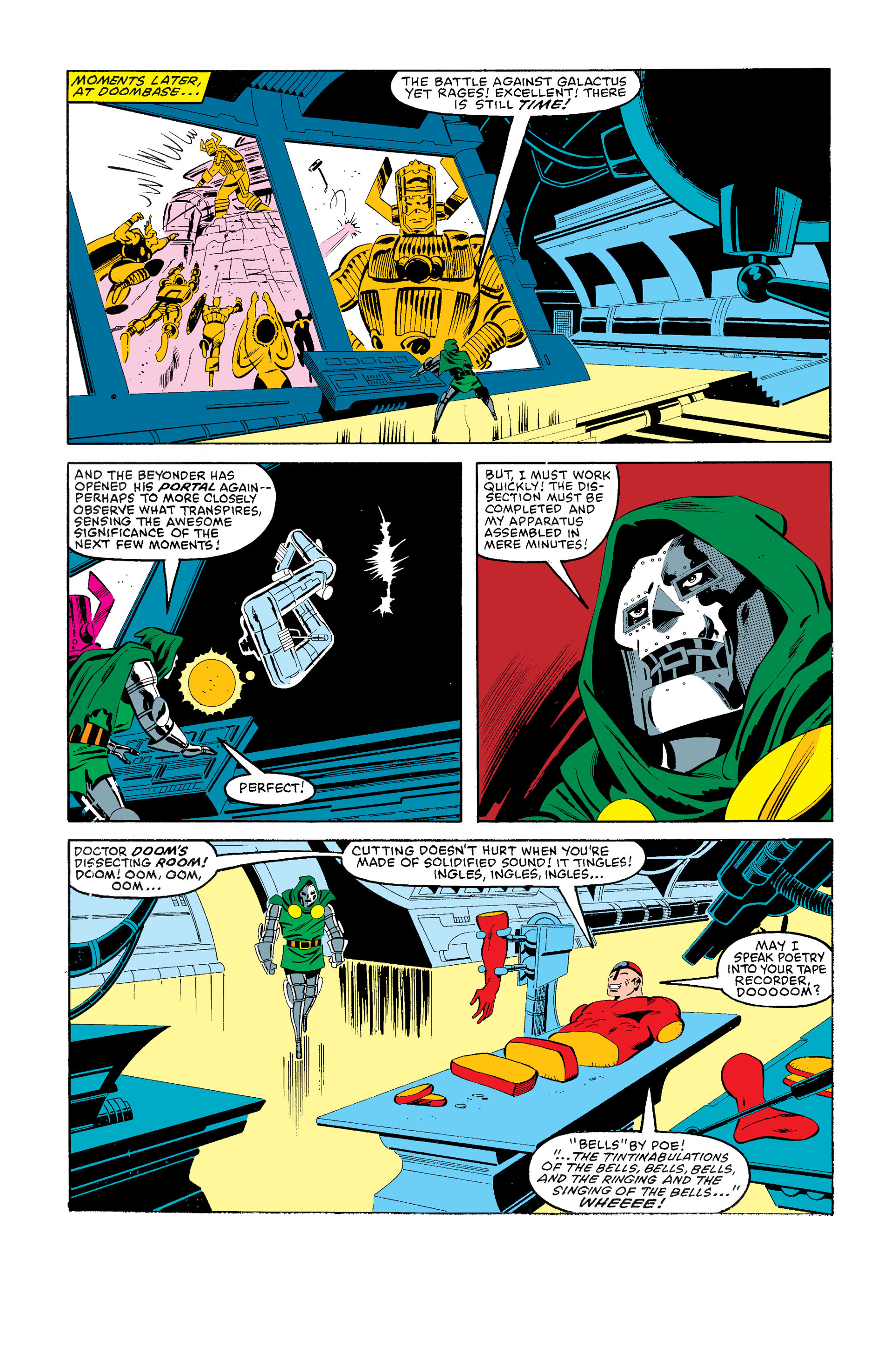 Read online Secret Wars (1985) comic -  Issue #9 - 20