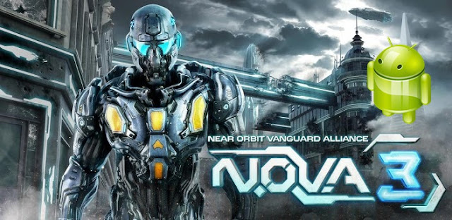 NOVA 3 Near Orbit Vanguard Alliance para Android