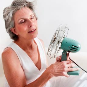 Hot flashes are feeling of the heat attacks and excessive sweating, and appear as a side symptom of menopause, when level of the female hormone estrogen decreasing, and when sexual function is slowly beginning to take off.