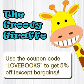 Save with The Groovy Giraffe!