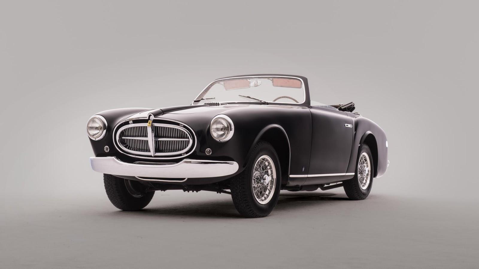 1952 Ferrari 212 of Inter Cabriolet by Vignale - £ 926k