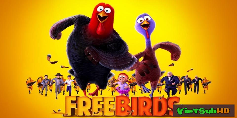 Phim Giải Cứu Gà Tây VietSub HD | Free Birds 2013