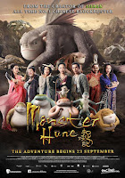 Monster Hunt (2015) BluRay 480p & 720p