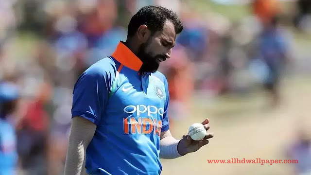 Mohammed Shami Hd Pictures