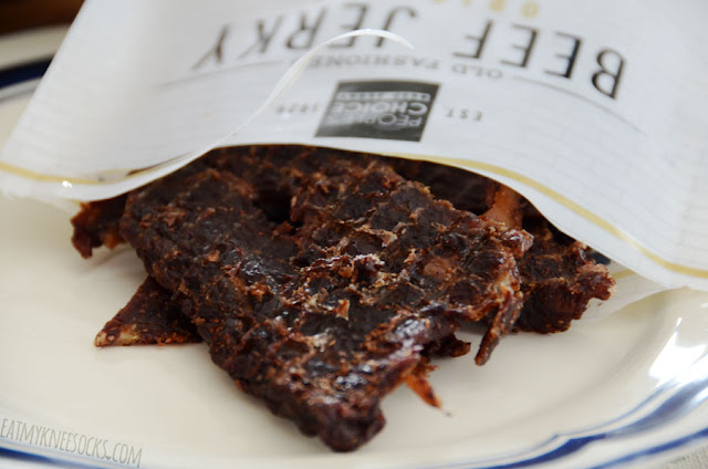 The classic Old Fashioned line from People's Choice Beef Jerky includes bold, traditional all-natural flavors such as original and hot and spicy.