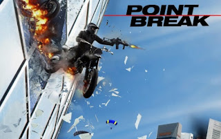 Point Break 2016 Poster