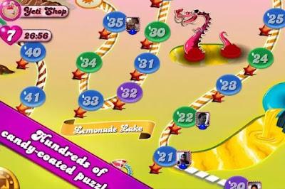 Candy crush saga  live image