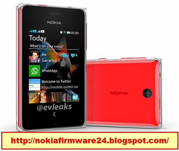 Nokia Asha 500 RM-934 Latest Flash File Download