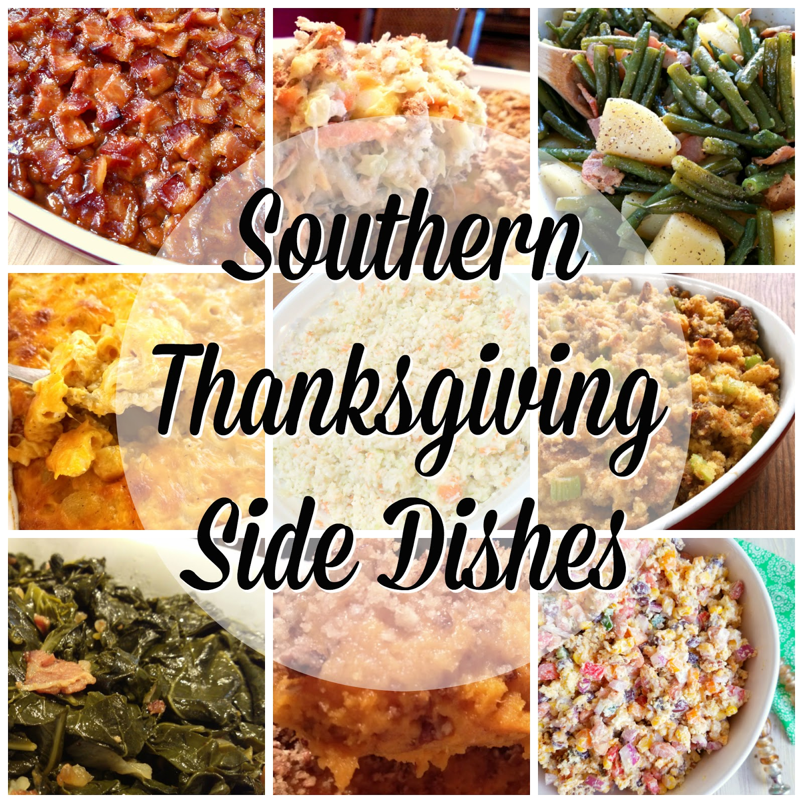 South Your Mouth: Southern Thanksgiving Side Dishes