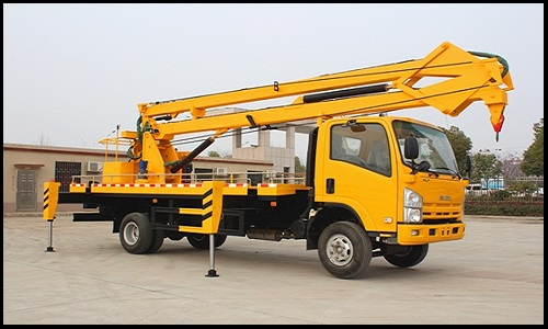 North America Aerial Work Platform Truck Market To Garner Lucrative Proceeds Over 2018-2024