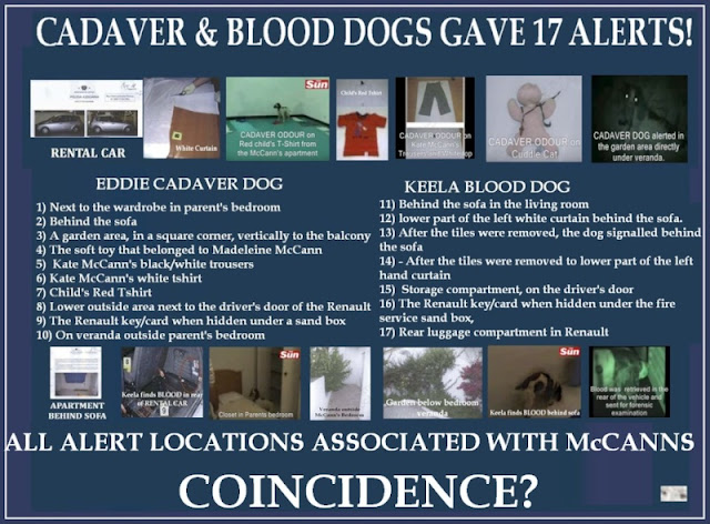 PeterMac's FREE e-book: What really happened to Madeleine McCann? 17_ale11