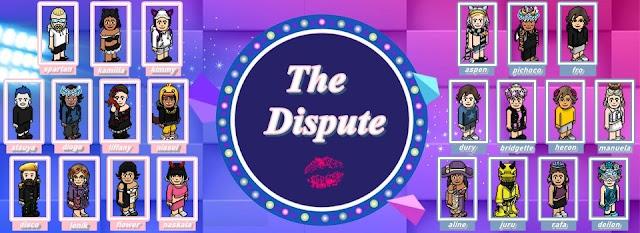 The Dispute - O Reality