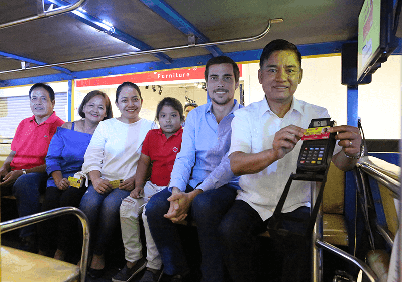 Muntinlupa works with PayMaya for the Muntinlupa Care Card Plus Program