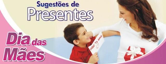 Promoção Utilidades Domésticas Dia das Mães