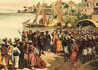 Memahami sumber sejarah masuknya agama Islam di Indonesia atau nusantara 10  Masuknya Agama Islam di Indonesia