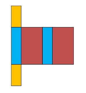 gambar jaring jaring balok 6
