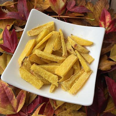 Frites de rutabaga