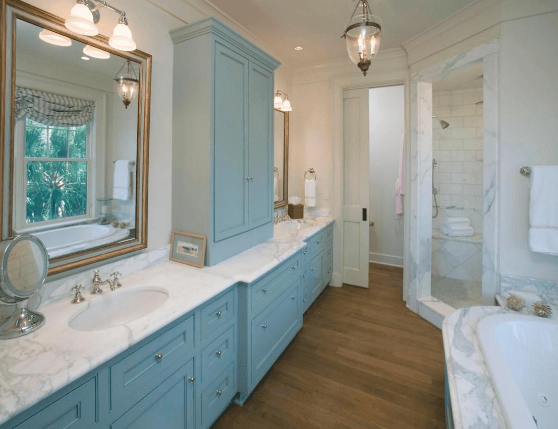 35 desain kamar mandi cantik minimalis
