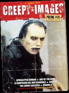 Creepy Images nº 13, un excelente fanzine especializado en el cine de terror y fantástico
