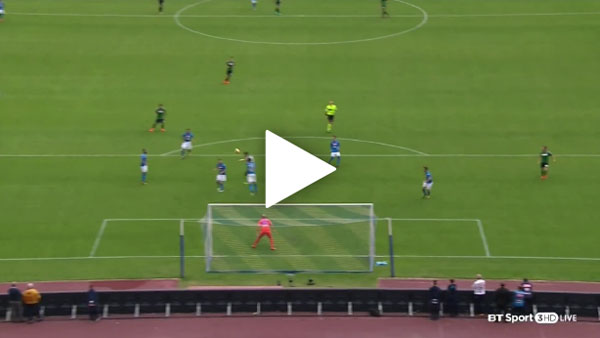 Video Napoli 3 - 1 Sassuolo Serie A Vòng 11