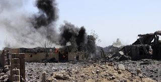 Bentrokan Meletus antara Tentara Yaman dan Teroris Syiah Houtsi di Saada