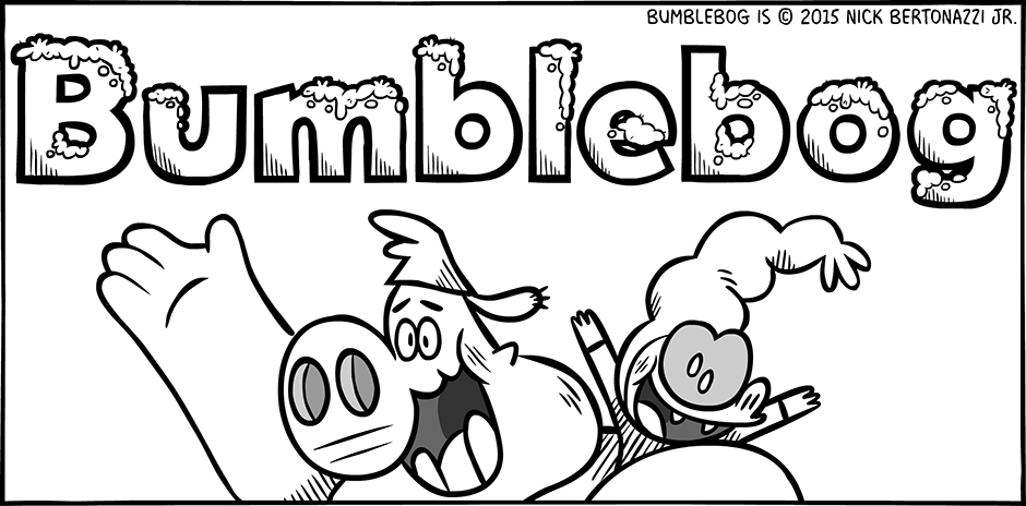 Bumblebog On-Line Comic