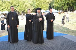 """Manastirea """"Petru Rares Voda"""" Ciceu Corabia si Serbarile Cetatii Ciceului"""