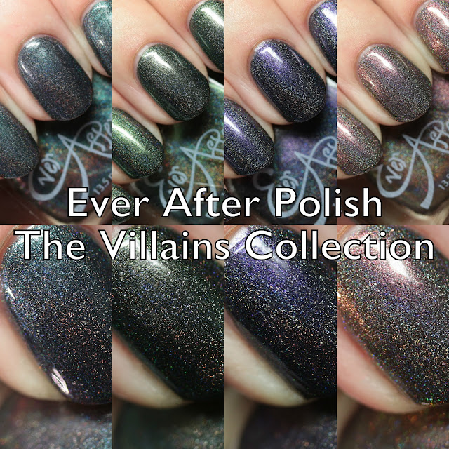 Ever After Polish The Villains Collection