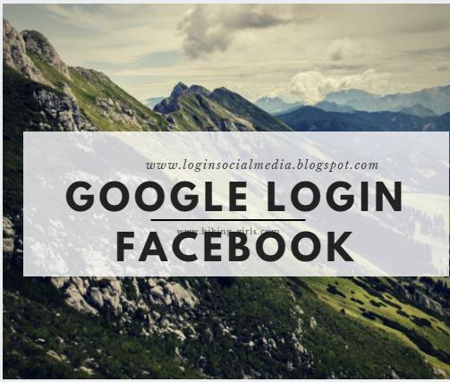 Google Open Facebook