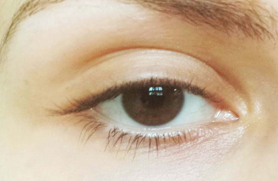 Benefit they're Real Mascara Before application