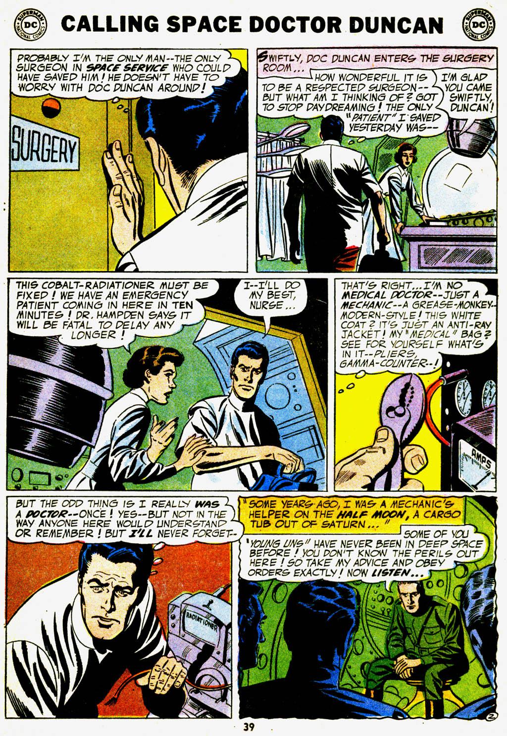 Strange Adventures (1950) issue 227 - Page 40