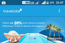 Mudahnya Pesan Hotel Traveloka Online